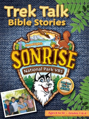 Trek Talk Bible Stories - Grades 3 & 4   -