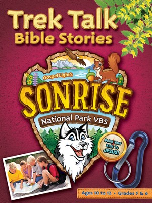 Trek Talk Bible Stories - Grades 5 & 6   -