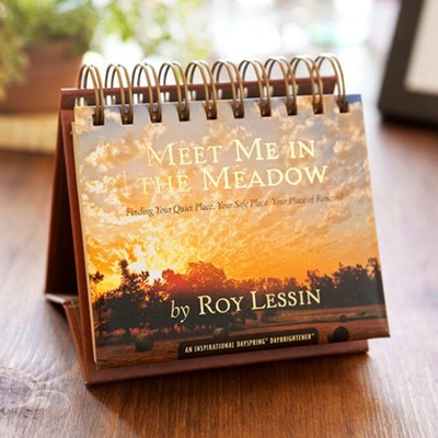 Meet Me In The Meadow Daybrightener  -     By: Roy Lessin