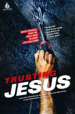 Trusting Jesus Youth Guide   -     By: Gospel Light