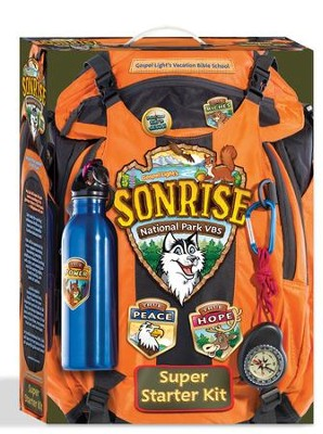 SonRise National Park VBS Super Starter Kit, 2012  -