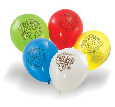 Balloons, pack of 20   -