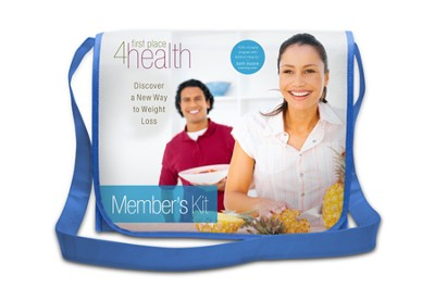 FP4H Member's Kit: Discover a New Way to Healthy Living  -     By: First Place 4 Health