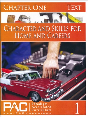 Industrial Skills & Careers Text, Chapter 1   -