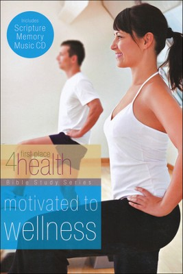 Motivated to Wellness, Bible Study & Scripture Memory CD   -     By: First Place 4 Health