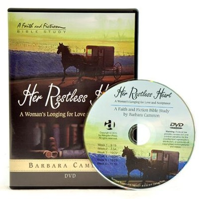Her Restless Heart: A Woman's Longing for Love and Acceptance - DVD  -     By: Barbara Cameron