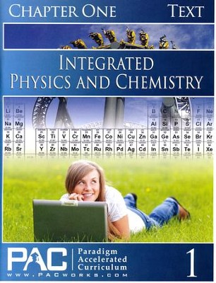 Integrated Physics & Chemistry Student Text   -
