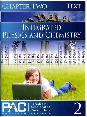 Integrated Physics & Chemistry Student Text, Chapter 2   -