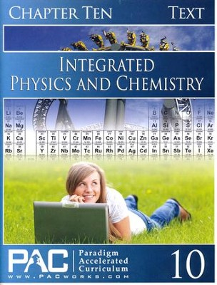 Integrated Physics & Chemistry Student Text, Chapter 10   -