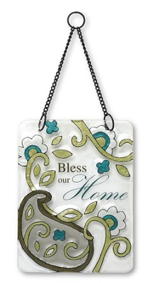 Bless Our Home Plaque  -