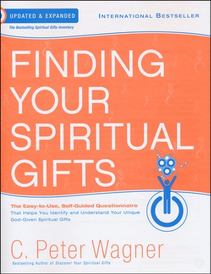 Finding Your Spiritual Gifts Questionnaire   -     By: C. Peter Wagner
