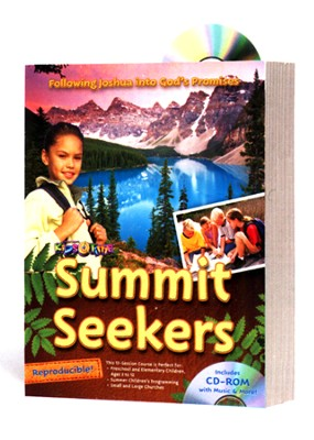 Summit Seekers: Following Joshua into God's Promises  -     By: Gospel Light