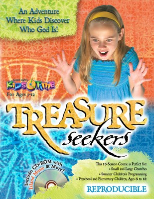 Treasure Seekers (wtih CD-Rom)   -