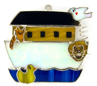 Noah's Ark Switchables Nightlight Cover  -