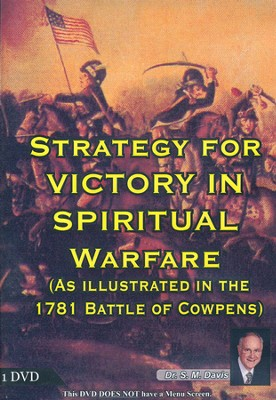 Strategy for Victory in Spiritual Warfare DVD   -     By: Dr. S.M. Davis