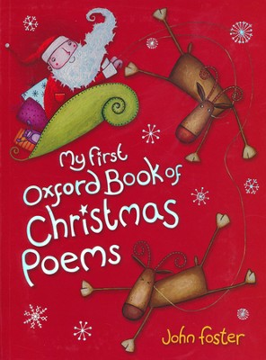 My First Oxford Book of Christmas Poems  -     By: John Foster