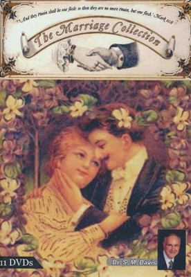 The Marriage Collection, DVD SET   -     By: Dr. S.M. Davis