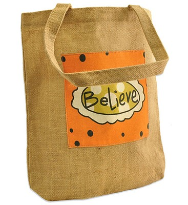 Believe Tote Bag  -