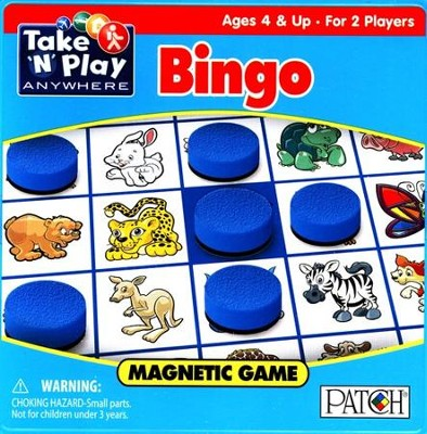 Take n' Play Anywhere Bingo   -