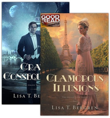 Grand Tour Series, Volumes 1 and 2  -     By: Lisa T. Bergren