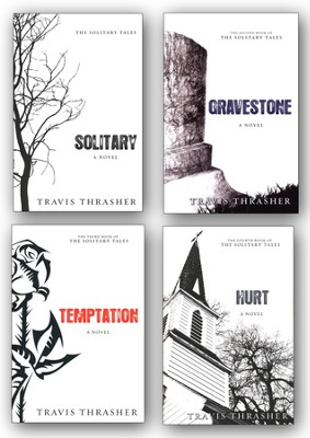 Solitary Tales Series, Volumes 1-4  -     By: Travis Thrasher