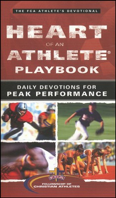 Heart of an Athlete Playbook: Daily Devotions for Peak Performance  -     By: Fellowship of Christian Athletes