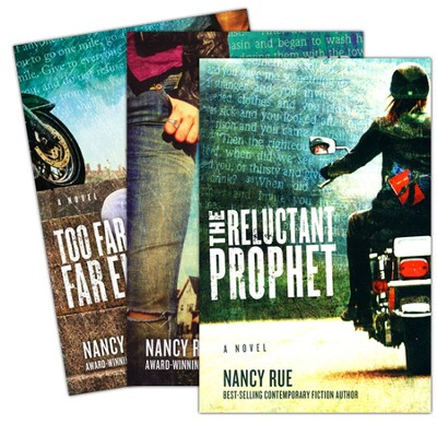 Reluctant Prophet Series, Vols. 1-3   -     By: Nancy Rue