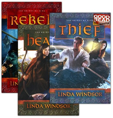 Brides of Alba Series, Vols 1-3   -     By: Linda Windsor
