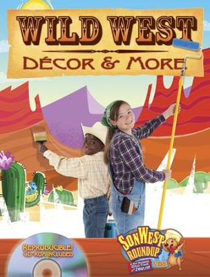 SonWest Roundup: Wild West Decor & More  -