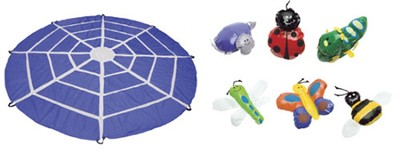 Catch The Bugs Parachute Set  -