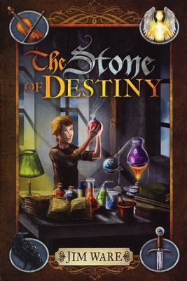 The Stone of Destiny  -     By: Jim Ware