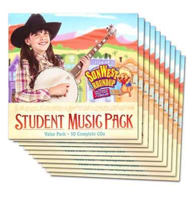 SonWest Roundup: Student Music Pack  -