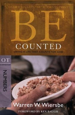 Be Counted (Numbers) - Slightly Imperfect  -     By: Warren W. Wiersbe
