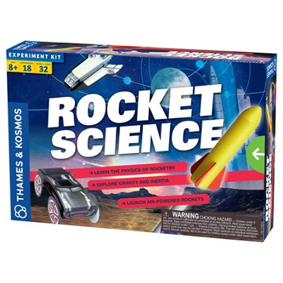 Rocket Science   -