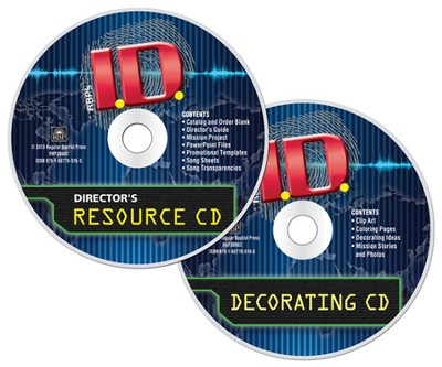 Director's Resource CD Set   -