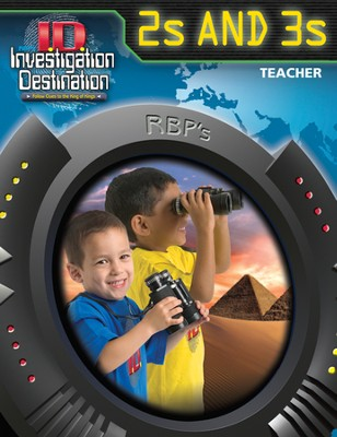 2s & 3s Teacher Book, NKJV  -