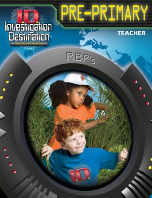 Pre-Primary Teacher Book, NKJV  -