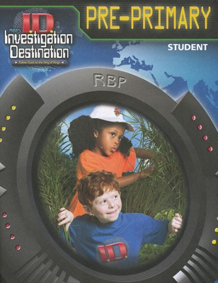 Pre-Primary Student Activity Sheets, KJV  -