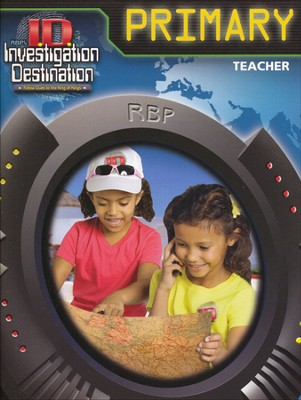 Primary Teacher Book, KJV  -