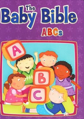 The Baby Bible ABC  -