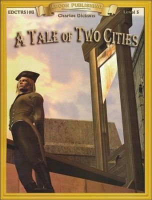 A Tale of Two Cities Workbook edition  -     By: Charles Dickens