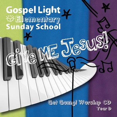 Elementary Get Going! Worship CD Year D  -     By: Gospel Light