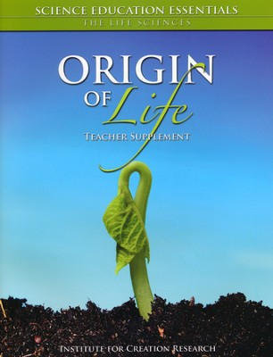 Origin of Life, softcover   -