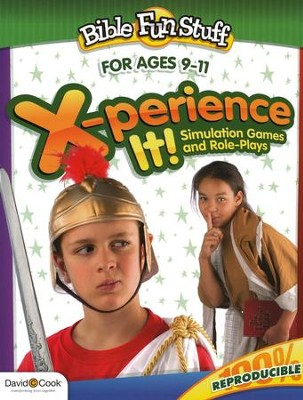 X-perience It! Ages 9 to 11   -