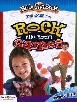 Rock the Room Games--Ages 7 to 9   -