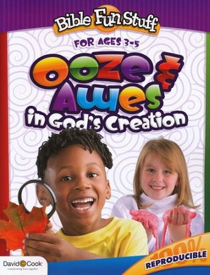 Ooze & Awes in God's Creations  -