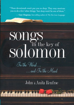 Songs in the Key of Solomon  - Slightly Imperfect  -     By: Anita Renfroe, John Renfroe