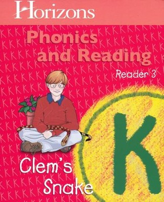 Horizons Phonics & Reading, Grade K, Reader 3   -