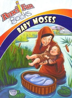 Baby Moses, 10-pack  -