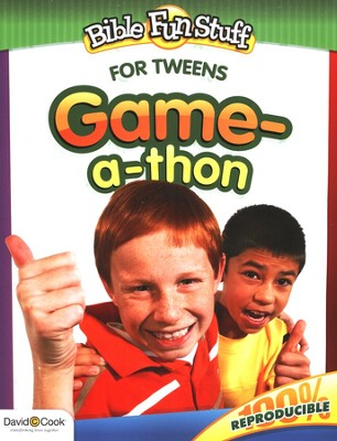 Game-A-Thon for Tweens   -